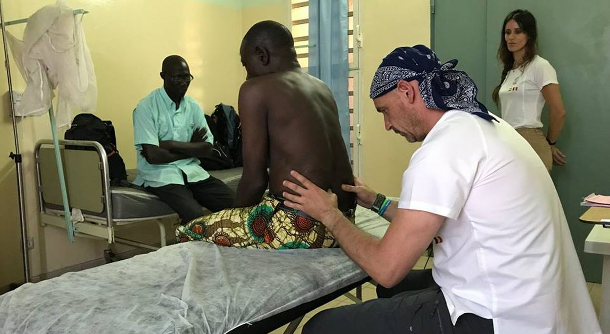 Próximo viaje al Chad