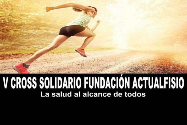 V Carrera Solidaria Fundación Actualfisio