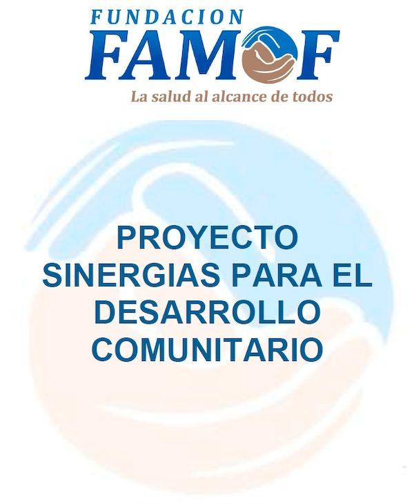Proyecto Sinergias para el desarrollo comunitario de la Fundación Actualfisio famof